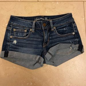 New American Eagle shorts without tags